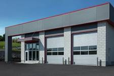 Commercial garage door maintenance for small business owners